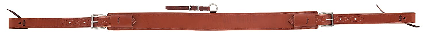 Weaver Leather Weaver Leather Heavy Duty Complete Back Cinch, 3 , Chestnut 40-1255-CH, Chestnut