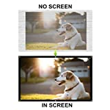 Touyinger 100 Inch 16:9 Simple Portable Indoor