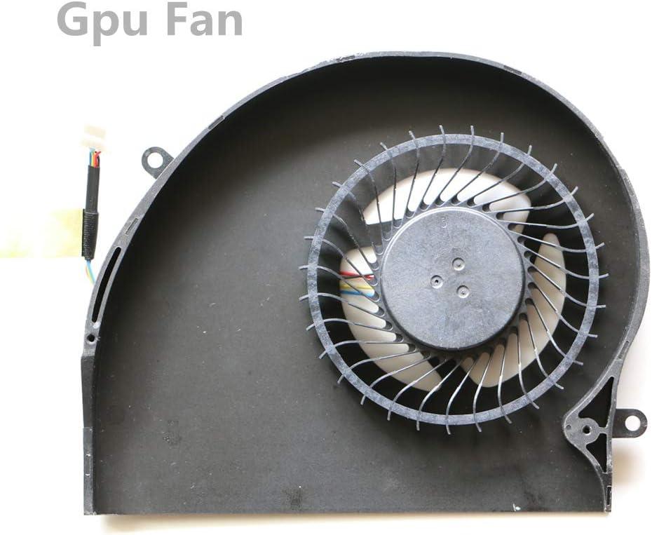 MG75090V1-C070-S9A CPU Fan for Dell Alienware 17 R4 17 R5 P31E GPU Cooling Fan (GPU Fan)