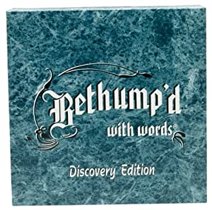 Bethump'd With Words: Discovery Edition