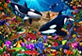 Wondrous Ocean Kid's Jigsaw Puzzle 100 Piece