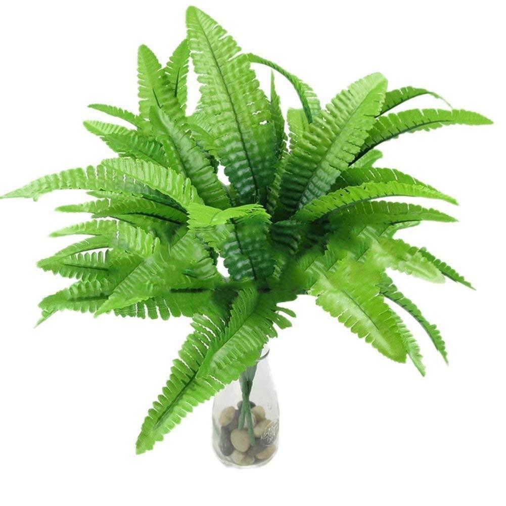 Maylife 1pc Fake Leaf Foliage Bushインドアアウトドア人工植物Officeガーデン装飾 One Size HYGTFRR45144317 B07G4DXVY3 #4 One Size