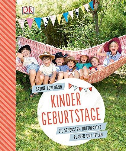 Kindergeburtstage: Die schönsten Mottopartys planen und feiern