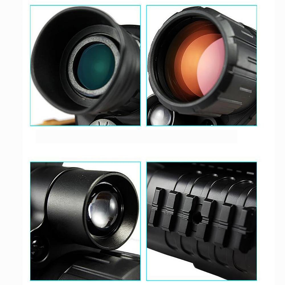 MIAO High - Definition Car Infrared Shimmer Digital DV Day and Night Dual - Use Night Vision Binoculars Can Take Pictures and Video by miaomiao (Image #7)