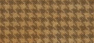 "product image for Weeks Dye Works Wool Fat Quarter Houndstooth Fabric, 16"" by 26"", Orange Sherbet"