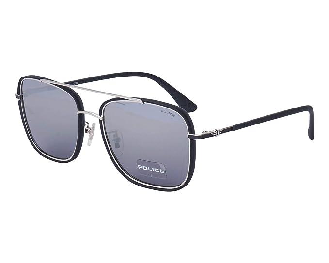 Amazon.com: Gafas de sol de policía Coupe 2 (SPL-871 579C ...