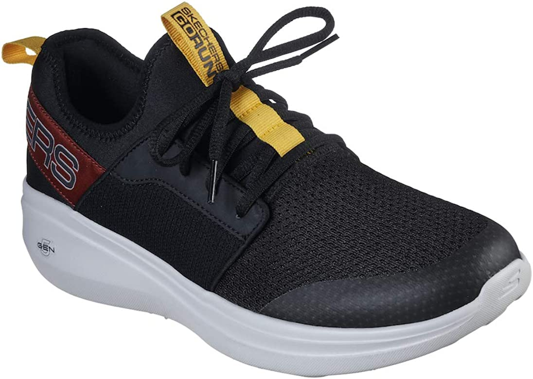 Skechers Go Run Fast Steadfast, Zapatillas sin Cordones para ...