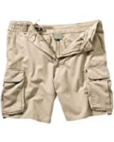 2170 Khaki Vintage Cargo Shorts (Large)