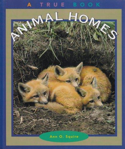 The True Book of Animal Homes: Illa Pendenorf, John Hawkinson ...
