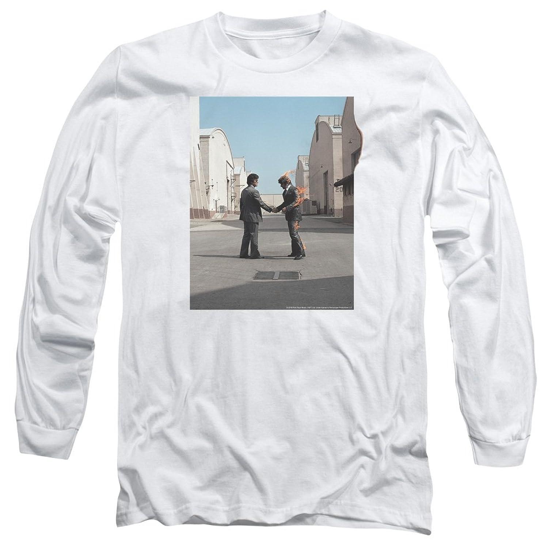 Pink Floyd Faded Animals Men's Long Sleeve Shirt