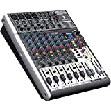 #8: Behringer XENYX X1204USB Premium 12-Input 2/2 Bus Mixer with 1 Year EverythingMusic Extended Warranty Free