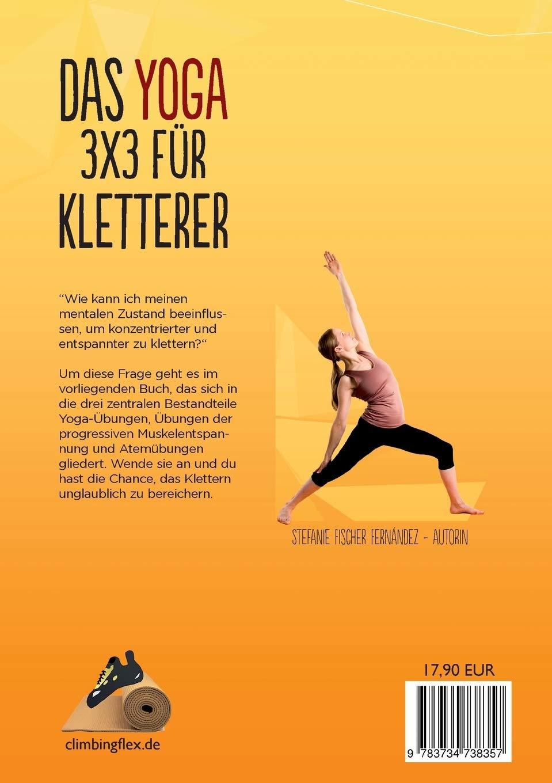 Das Yoga-3x3 für Kletterer (German Edition): Stefanie ...
