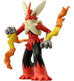 Takaratomy Official Pokemon X and Y SP-05 Figure, Mega Blaziken