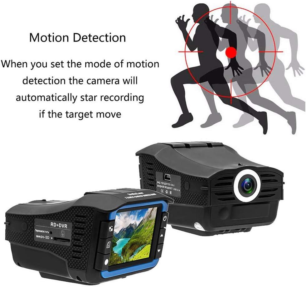 MeterMall 2 in 1 Dash Cam Anti Laser Radar Detector DVR Video Recorder Speed Detector Electronic Accessories