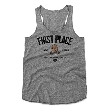Matthew Berry FF First Cartoon K Fantasy Football Womens Tank Top S Heather Gray