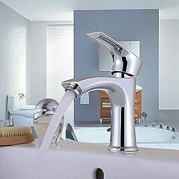 Einhandmischer Wasserhahn Waschtischarmatur Waschbecken Badarmatur Mischbatterie