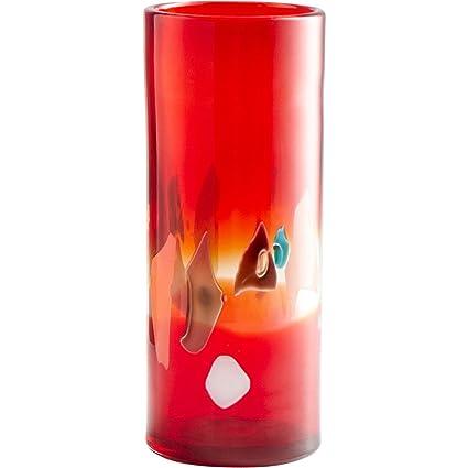 Amazon Cyan Design Carnival Vase Planters Large Home Kitchen