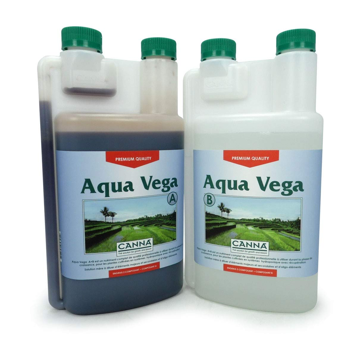 Canna Aqua Vega A + B (2 x 1 L) Plant Additive