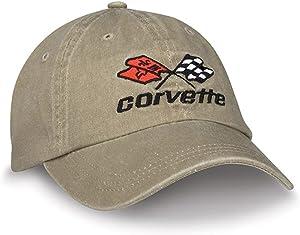 C3 Corvette Khaki Hat