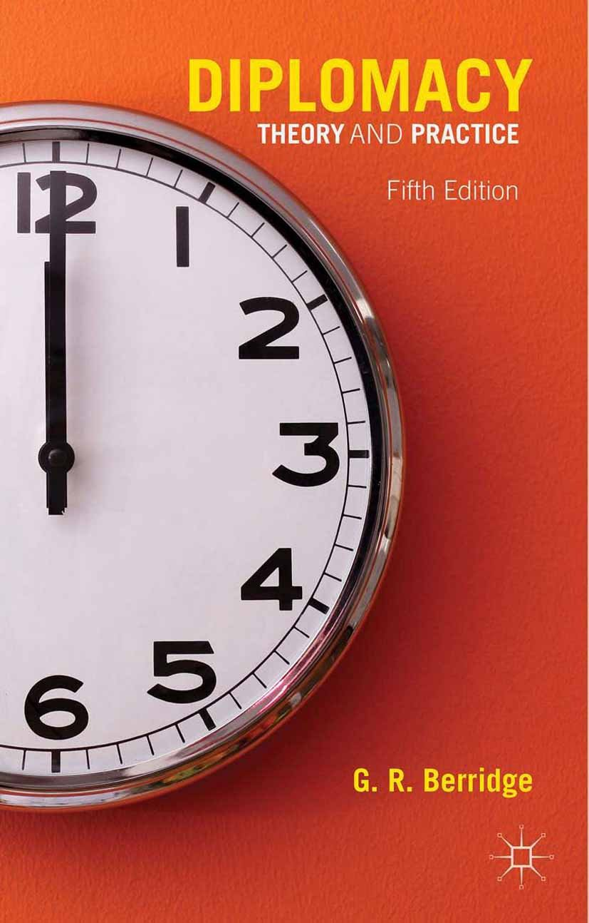 Diplomacy  Theory And Practice  English Edition