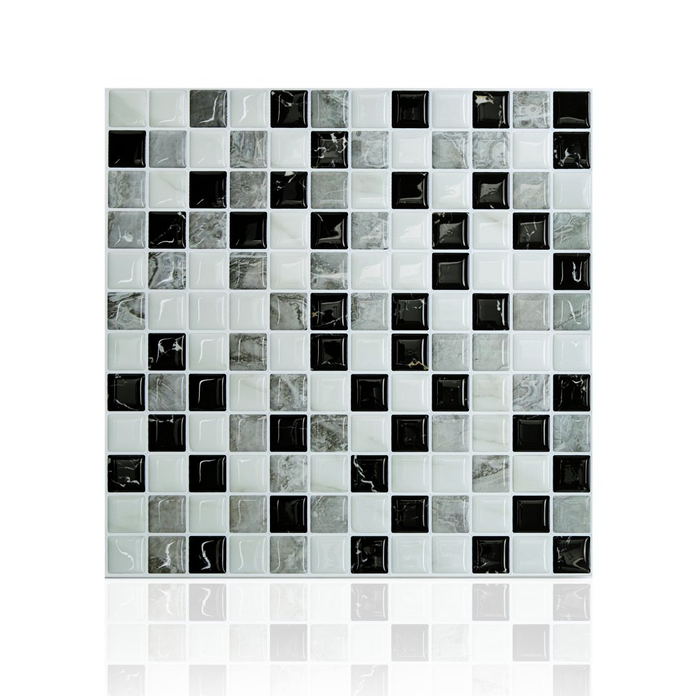 Best X10 Peel N And Stick Backsplash Tile For Kitchen: Smart Tiles Peel And Stick: Amazon.ca