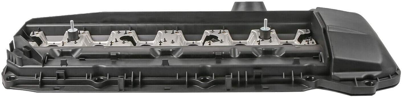 MOSTPLUS 11121432928 Engine Valve Cover Compatible with BMW X5 Z3 325Ci 325i 328i 330i 525i