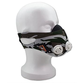 Performance Mask – Máscara de entrenamiento Cardio/Training Mask de simulación de altitude para ampliación