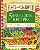 5-Ingredient Recipes, Phyllis Pellman Good, 1561486280