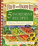 5-Ingredient Recipes, Phyllis Pellman Good, 1561486280