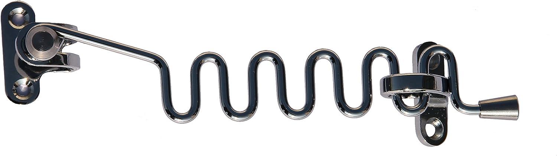 ABUS EFS W C//F 56846 Entreb/âilleur de fen/être Serpentin Blanc