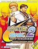 Capcom vs. SNK 2, Omar Kendall, 0744000971