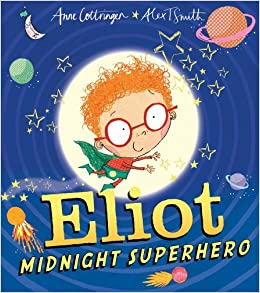 Image result for Eliot midnight Superhero