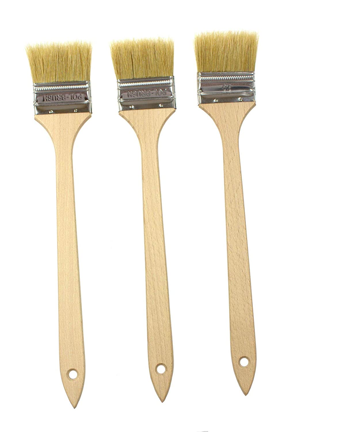 Radiator Paint Brush 3pcs. 2, 5' /63mm 5 /63mm DB Gardentools