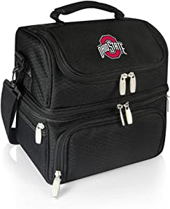 ONIVA - a Picnic Time brand Ohio State Buckeyes - Pranzo Lunch Cooler Bag, (Black)