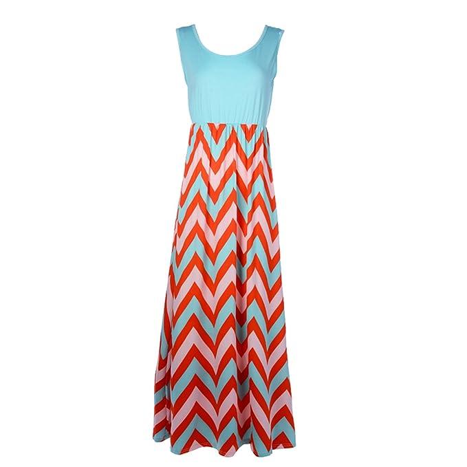 Thytas Women Club Party Sundress Elegant Vestidos Summer Beach Strap Bandage Dress Lake Blue S