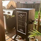 Amazon Com Masterbuilt 30162ew Electric Smoker With