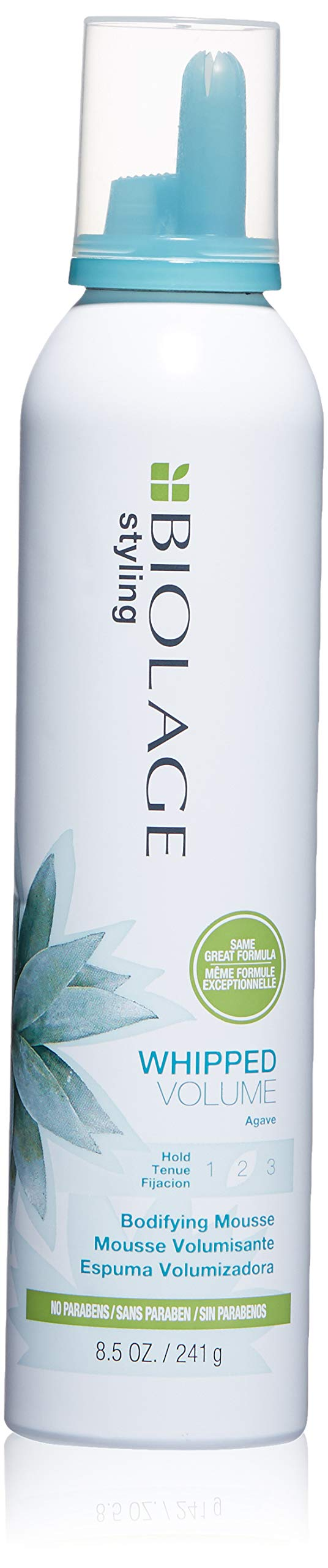 BIOLAGE Styling Whipped Volume Mousse, 8.5 Oz by BIOLAGE
