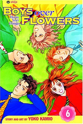 Boys Over Flowers, Vol. 6: Hana Yori -