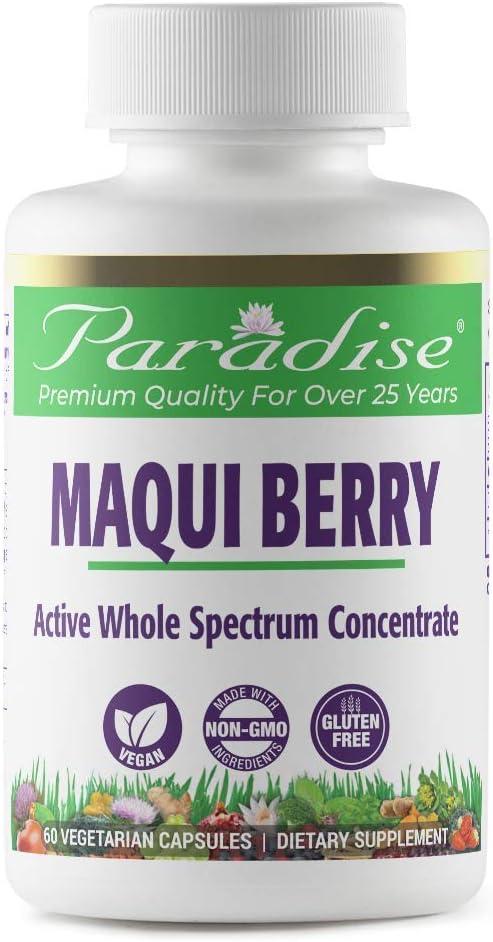 Amazon Com Maqui Super Berry Organic Fd Health Personal Care