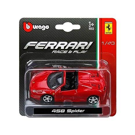 LA FERRARI Red 1//43 BBURAGO//BURAGO BURAGO SIGNATURE SERIES