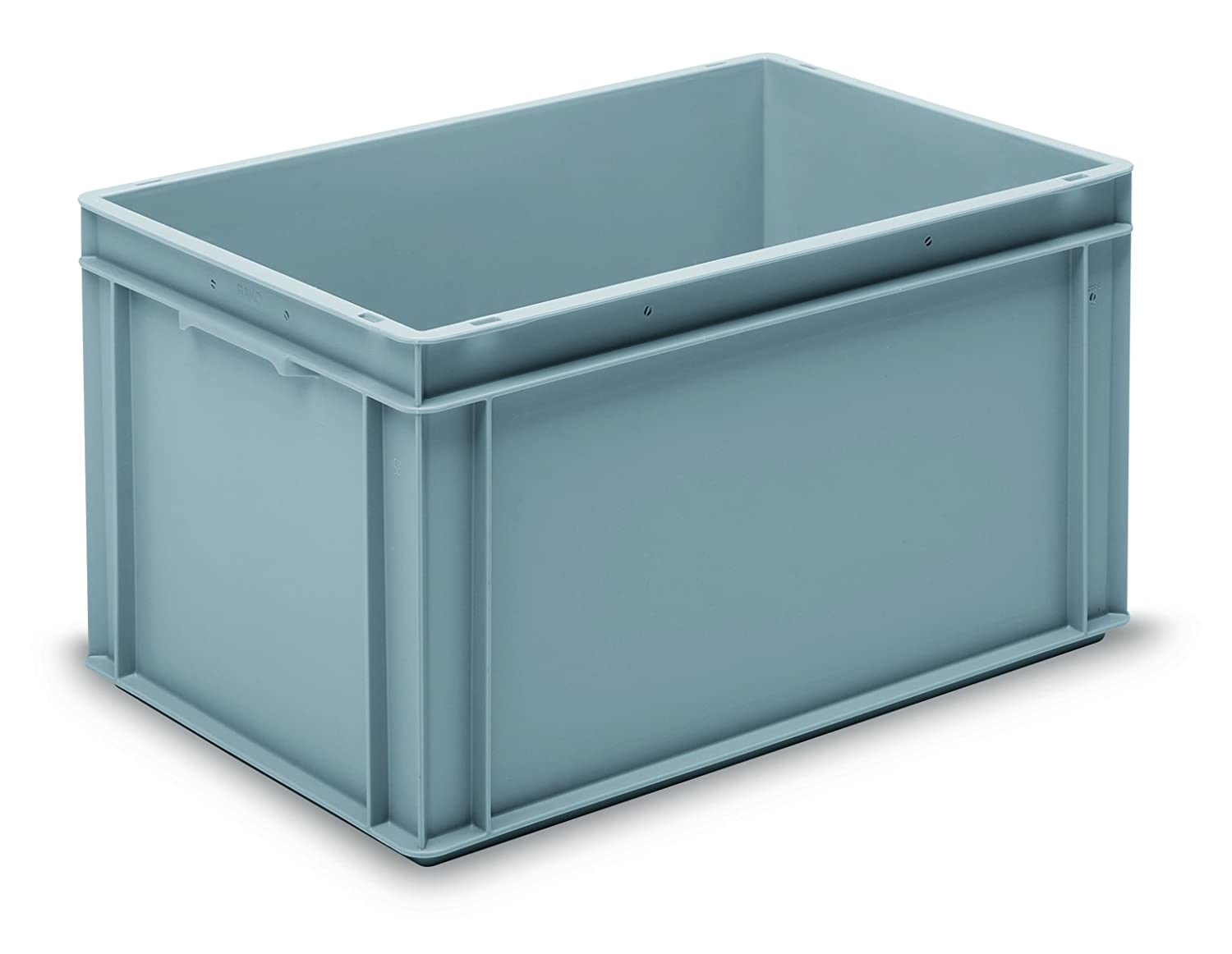 GCIP-RAKO GC604032P Container, Rako, PP, 600 mm x 400 mm x 325 mm, Grey