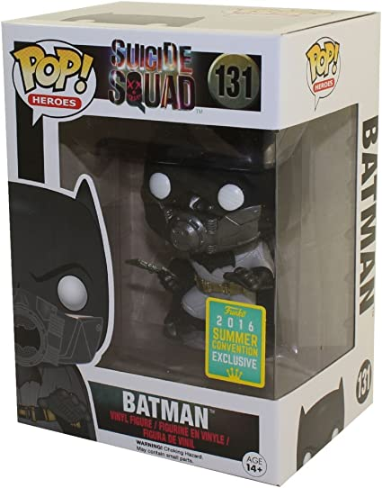 FunKo Free Shipping! Suicide Squad Underwater Batman Action Figure