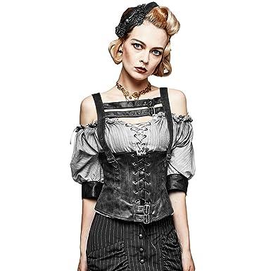 e94551c39b Women s Fashion gothic Shapewear Waist Training Corset