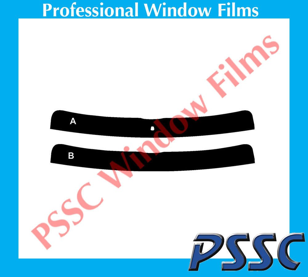 PSSC Pre Cut Front Car Window Films for Toyota Prado 2010-2011 20/% Dark Tint