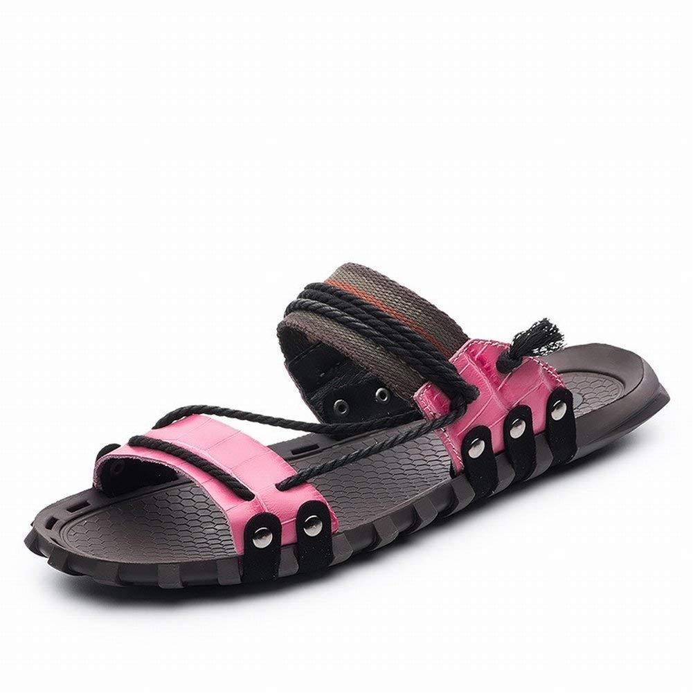 FuweiEncore Casual Kinder Sandalen Kinderschuhe Kinderschuhe Kinderschuhe Doppelschnalle Herrenschuhe (Farbe   schwarz braun, Größe   35) bbe752