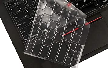Ultra Thin Clear Keyboard Protective Skin Cover for 14