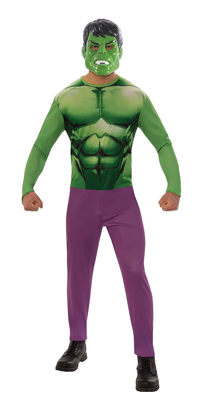 Rubies-hulk disfraz, Hombres, i-820956std, STD: Amazon.es ...