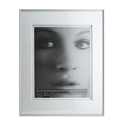 Amazon.com - Fineline Picture Frame Color: White, Size: 16\