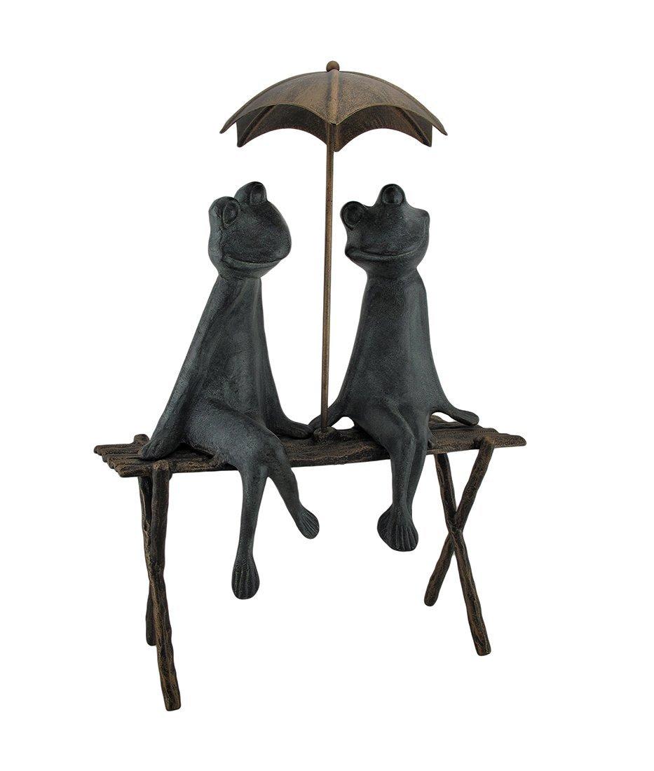 Amazon.com : SPI Home 33317 Frog Lovers Garden Sculpture : Frogs For Garden  : Garden U0026 Outdoor