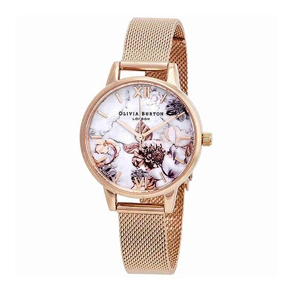 Reloj Olivia Burton marble florals